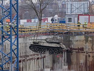 O konstrukcji Muzeum II Wojny Światowej Paweł Gębka