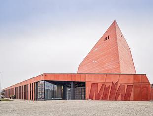 Przeszłość zamknięta w podziemiu – o projekcie Muzeum II Wojny Światowej Bazyli Domsta