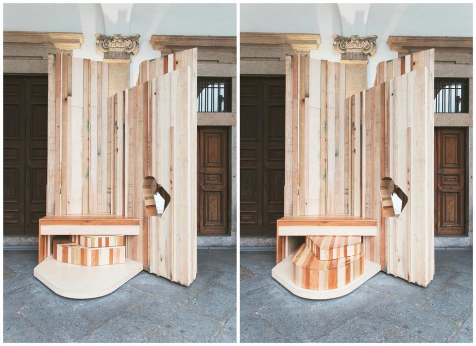 Benedetta Tagliabue dla Milan Design Week 2017
