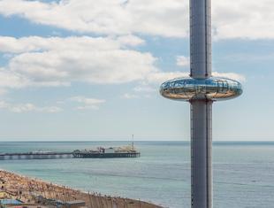 Wertykalny pirs – w Brighton powstała najwyższa wieża widokowa na świecie