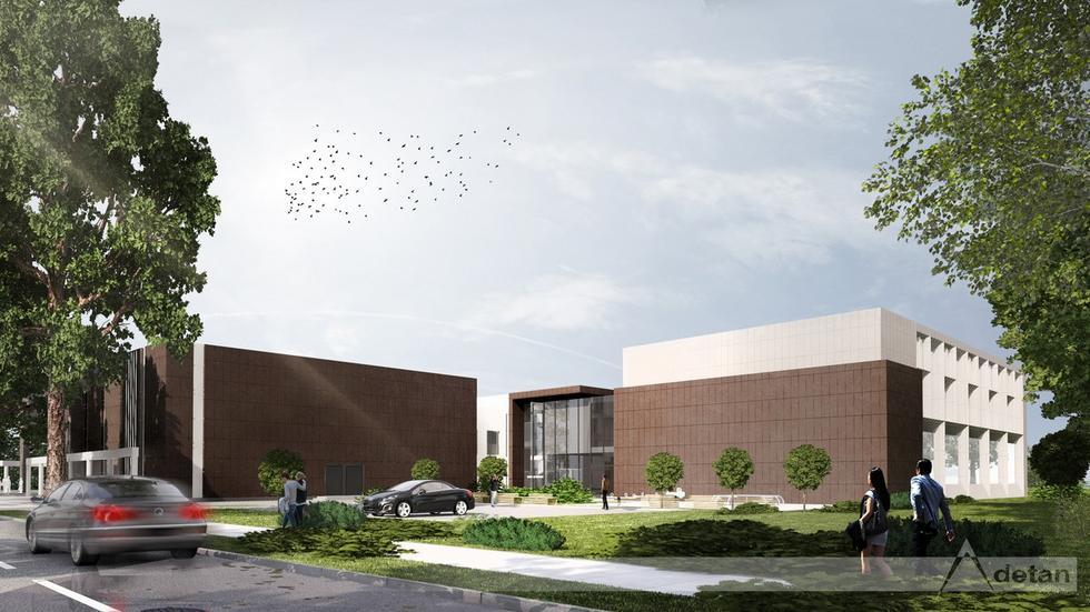 Rozbudowa szkoły muzycznej w Kielcach