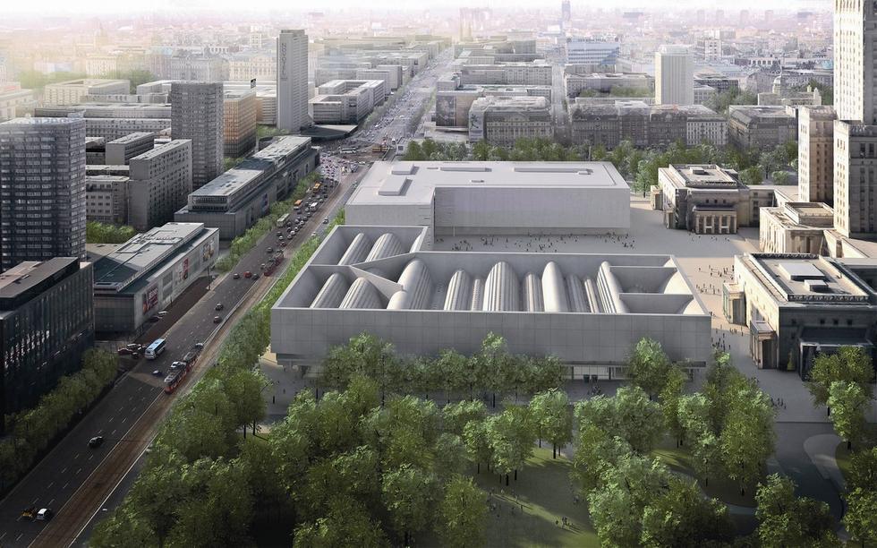 Muzeum Sztuki Nowoczesnej w Warszawie