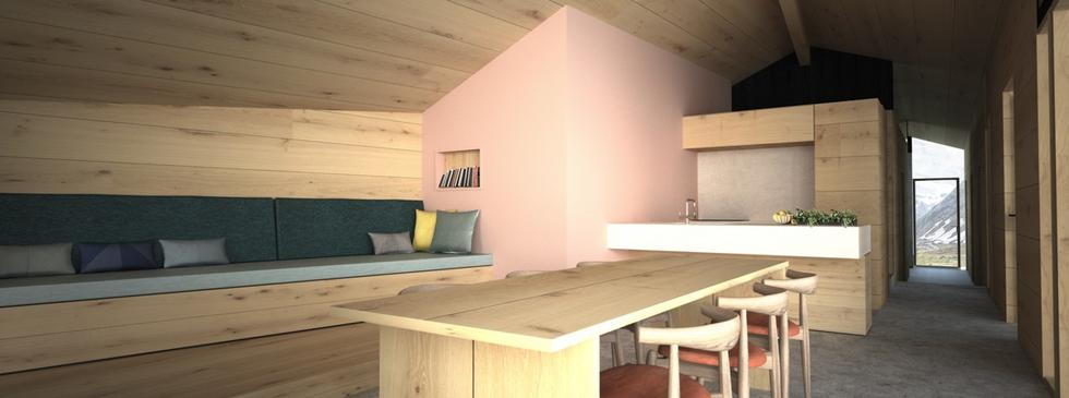 Gapahuk – norweski dom letniskowy projektu Snøhetta