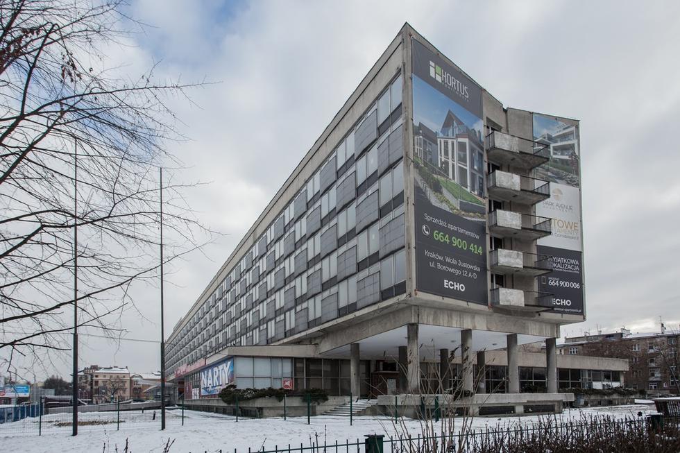 Zdjęcia hotelu Cracovia