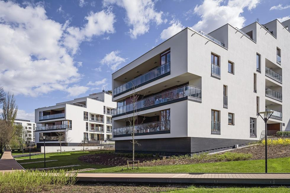 Apartamenty Saska w Warszawie