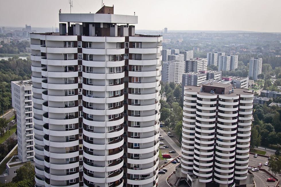 Blok Sprzeczna 4 w Warszawie