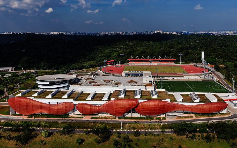 Brazilian Paralympic Center (Centro Paraolímpico Brasileiro)-2 (Copy)