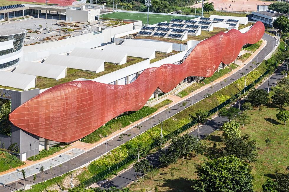Brazilian Paralympic Center (Centro Paraolímpico Brasileiro) (Copy)