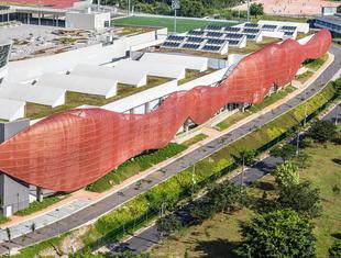 Membrany we współczesnej architekturze obiektów użyteczności publicznej [PRZEGLĄD]