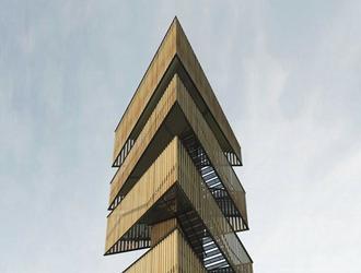 Nowa wieża widokowa w Poznaniu