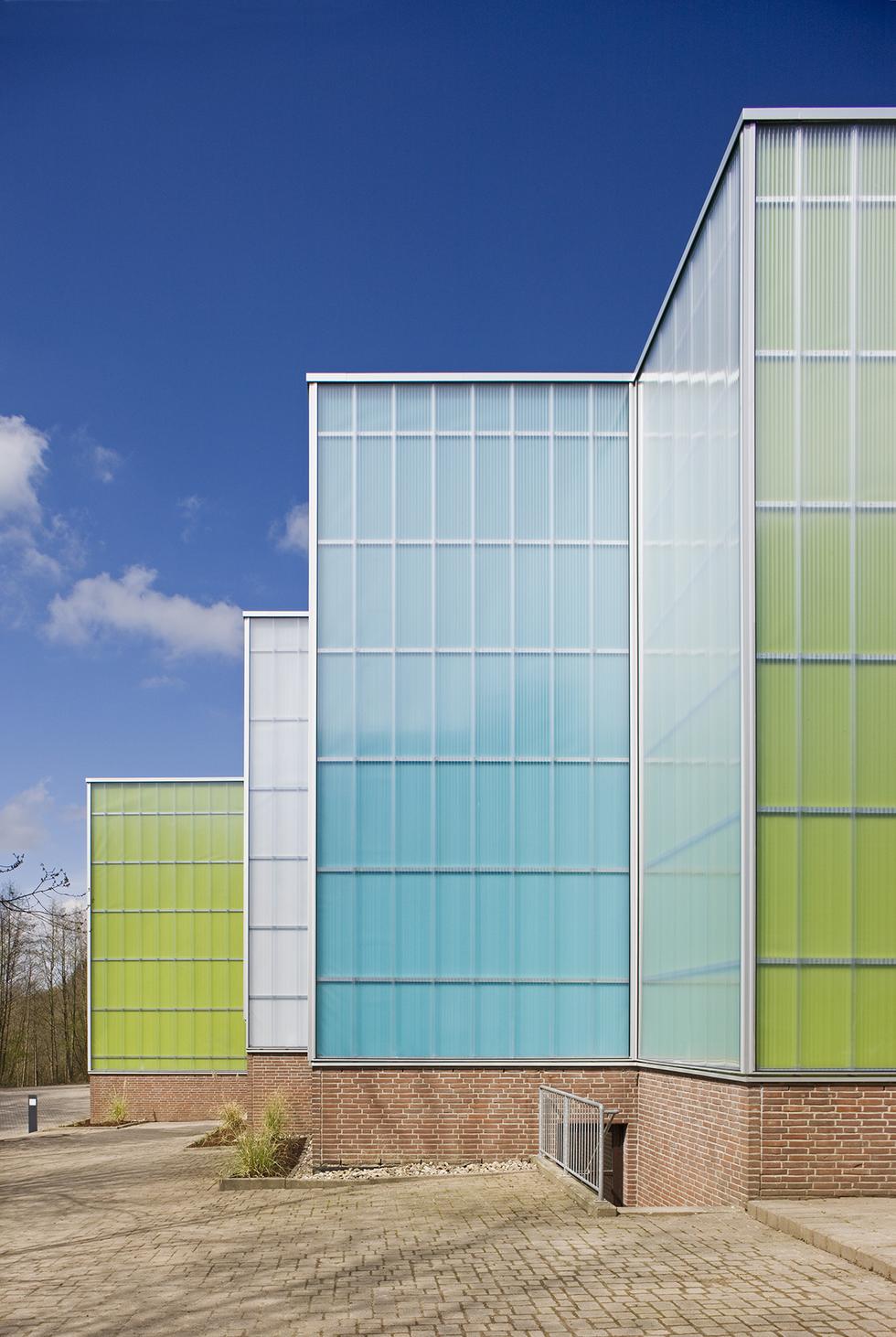Membrany we współczesnej architekturze obiektów użyteczności publicznej