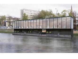 Biuro na wodzie w Opolu. Wyniki konkursu Bargework