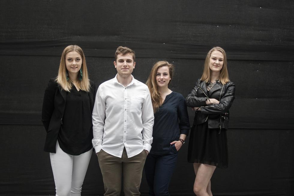 Polscy studenci z nagrodą w międzynarodowym konkursie na projekt fabryki winyli