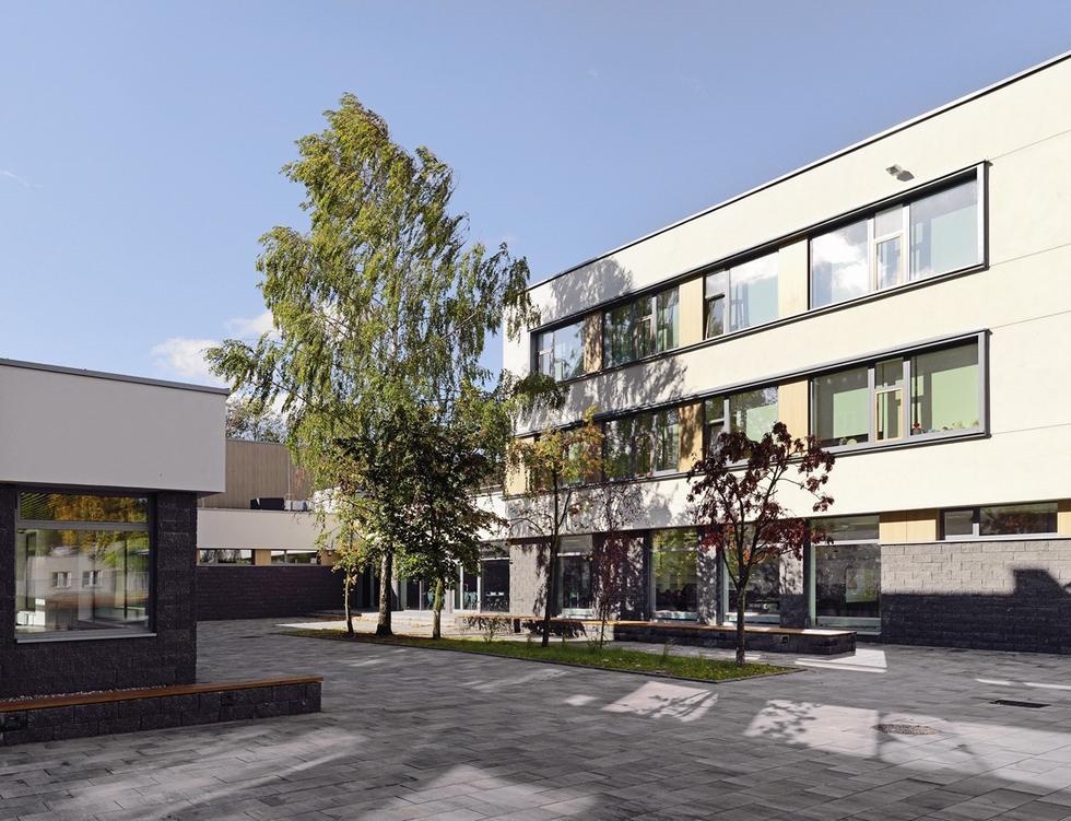 Rozbudowa szkoły w Radzyminie
