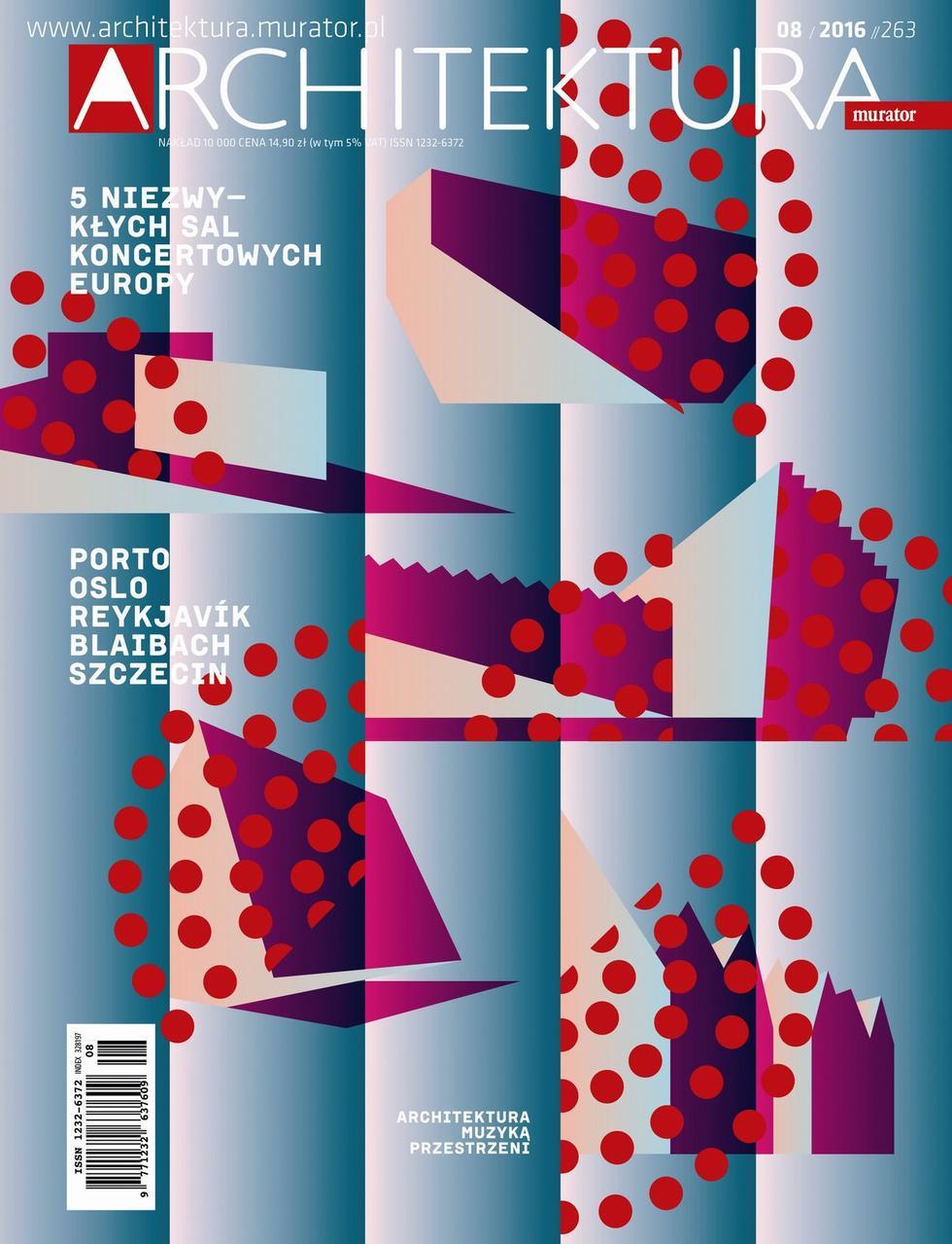 """Nagrody dla """"Architektury-murator"""" – GrandFront 2016"""