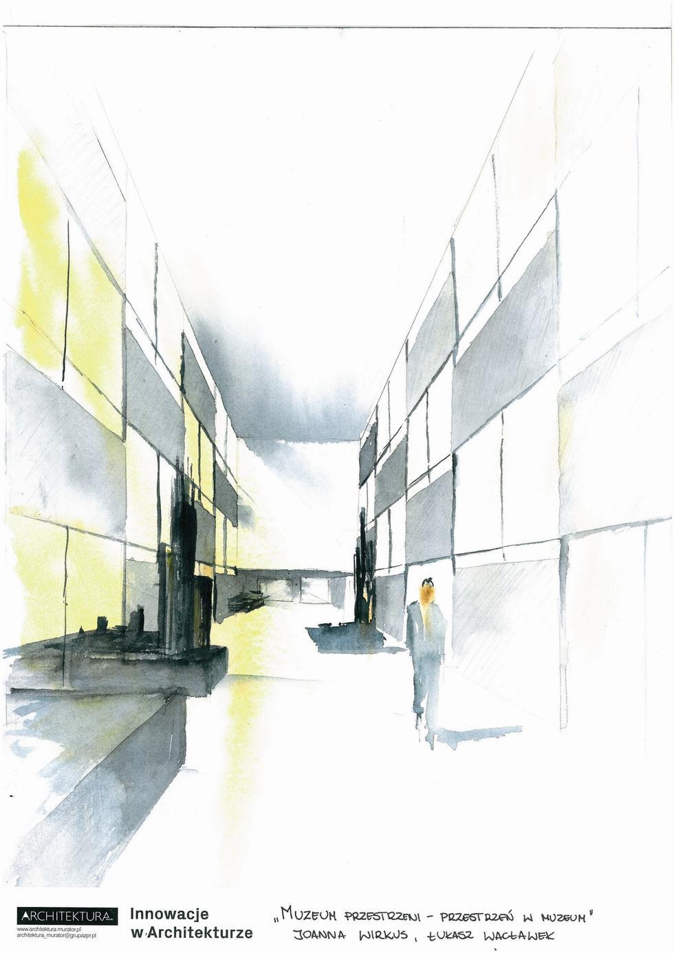 Muzeum przestrzeni – przestrzeń w muzeum