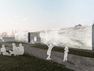 Tak może wyglądać nowa toaleta publiczna w Poznaniu. Wyniki konkursu KOŁO na projekt łazienki