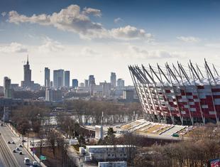 Kosmiczny pojazd i warszawski symbol epoki - o Stadionie Narodowym Krzysztof Mycielski