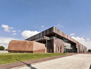 O projekcie Centrum Nauki Kopernik nad Wisłą w Warszawie Jan Kubec