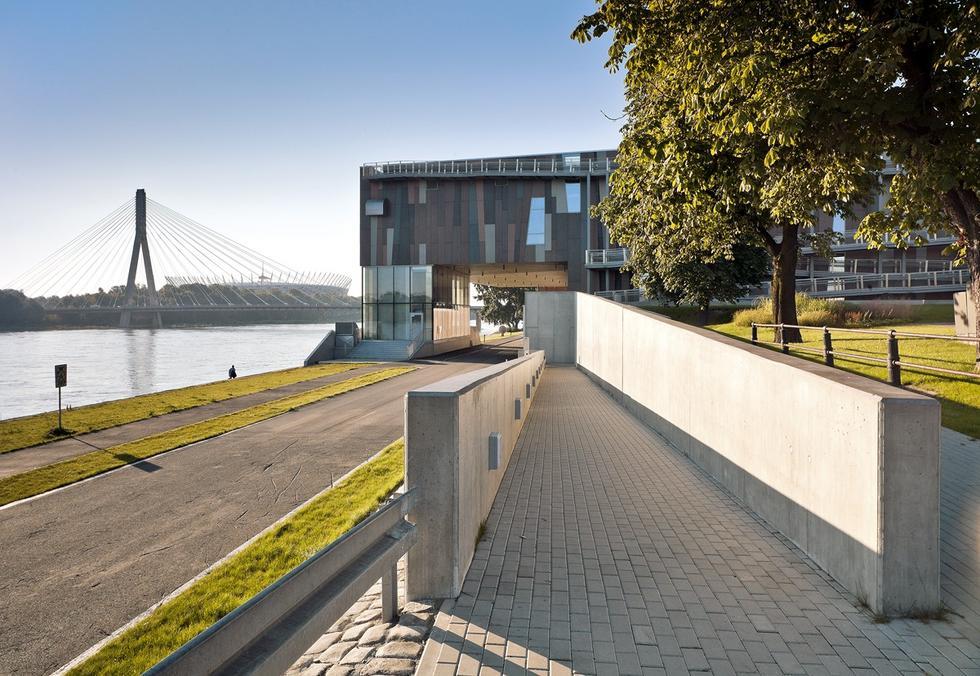 Centrum Nauki Kopernik nad Wisłą w Warszawie