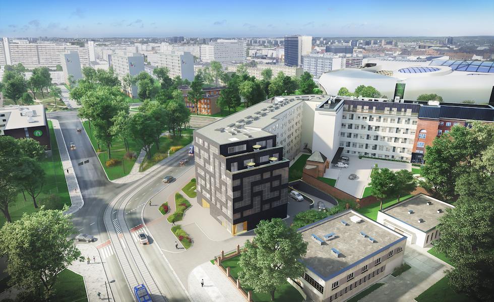 Starter III – we Wrocławiu powstanie kolejny mikroapartamentowiec
