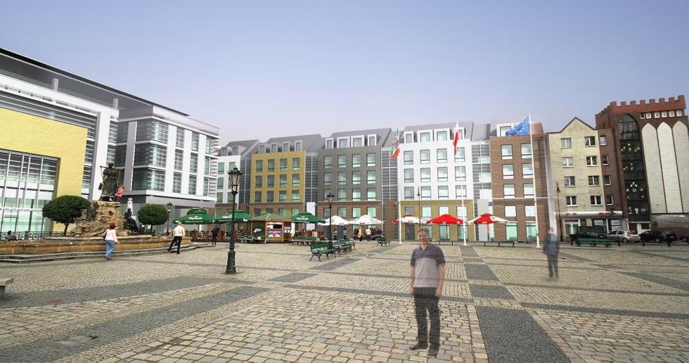 Centrum Gorzowa