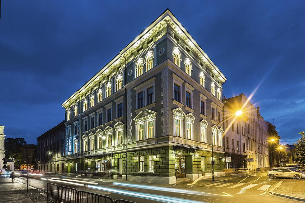 Hotel Indigo w Krakowie