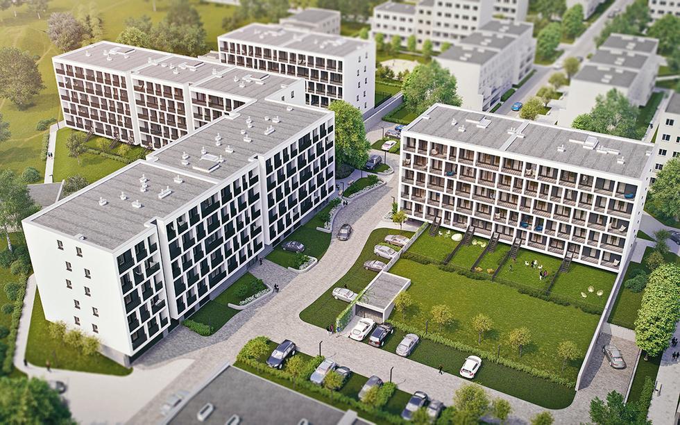 Nowe Kuźniki we Wrocławiu