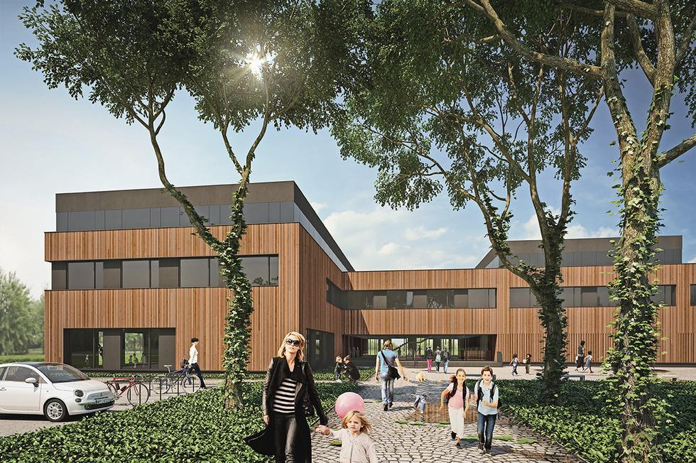 Centrum edukacyjne w Piasecznie