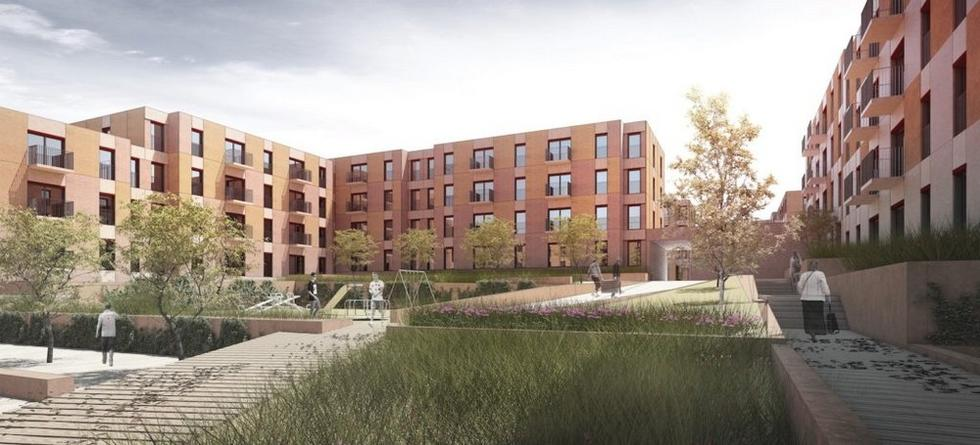 W duchu Nikiszowca - pracownia 22Architekci projektuje nowe osiedle w Katowicach