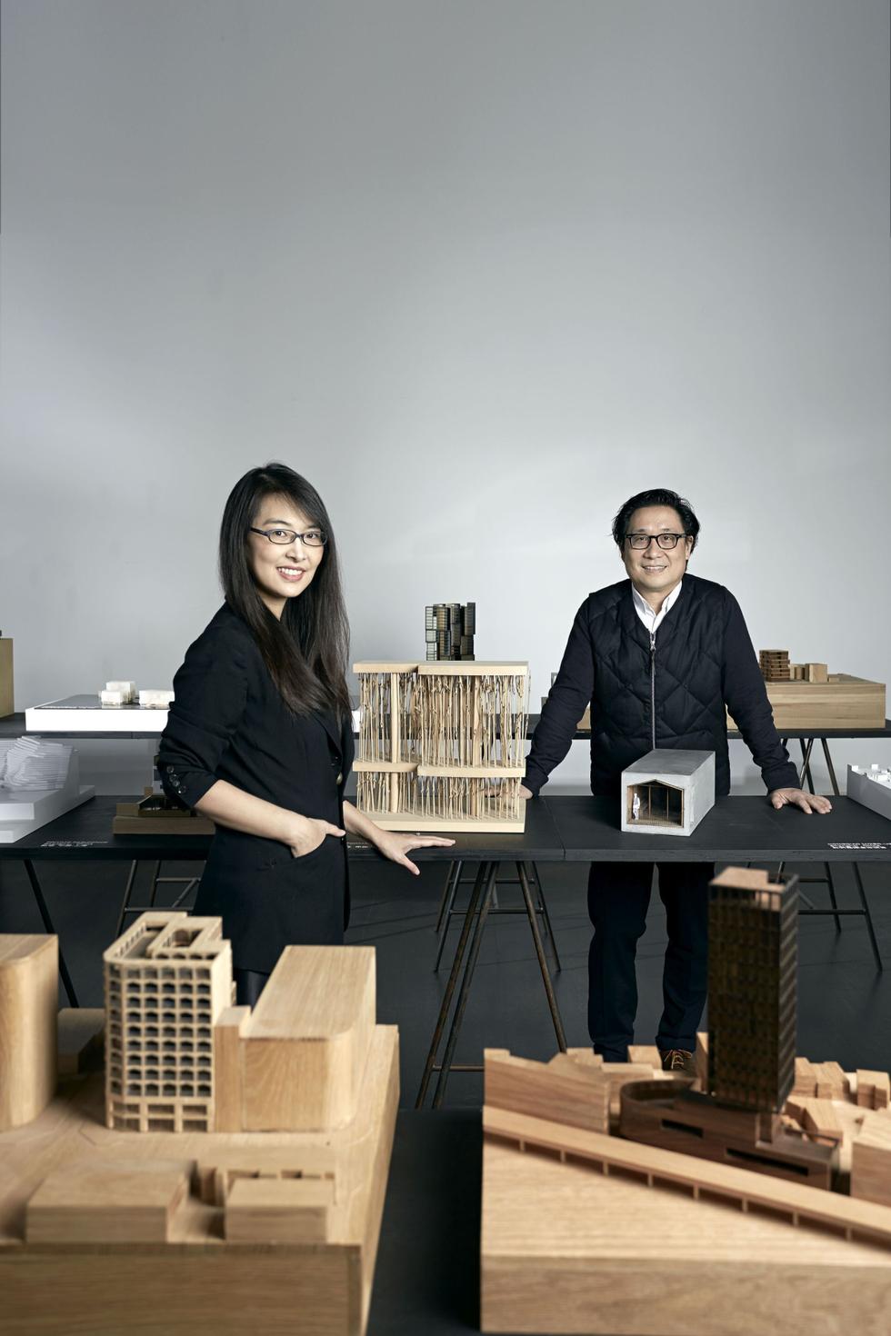Architektura Chin. Studio Neri&Hu z wizytą w Polsce