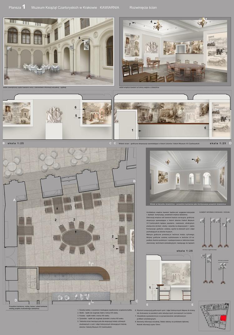 Tak będzie wyglądać nowa ekspozycja w Pałacu Książąt Czartoryskich w Krakowie