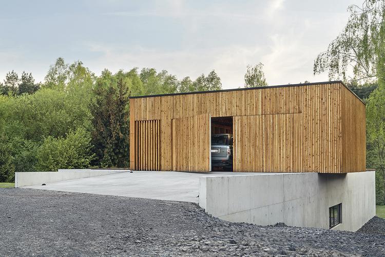 Dom jednorodzinny JRv2 w Poznaniu