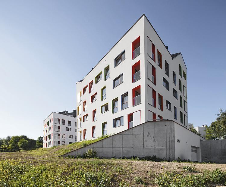 Domy mieszkalne Nowa Huta – Nowe Puchatki