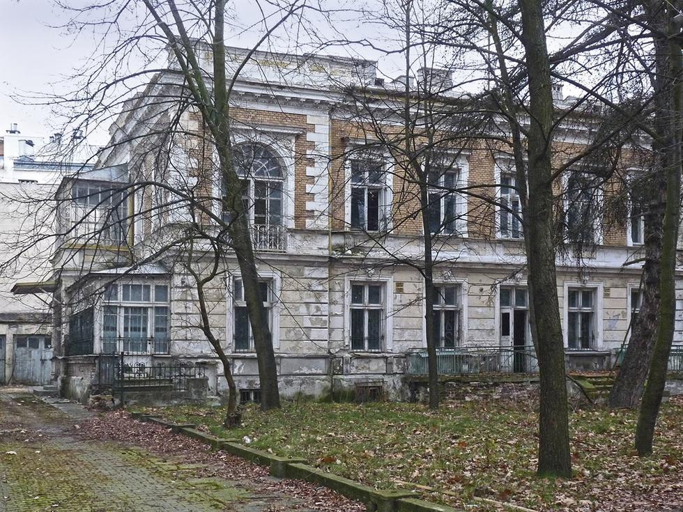 Historia miejsca – Tomasz Żylski
