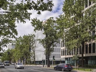SZUCHA Premium Offices w Warszawie
