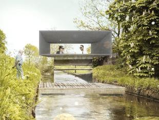 Dom nad Ruczajem - nowy projekt Jakuba Szczęsnego
