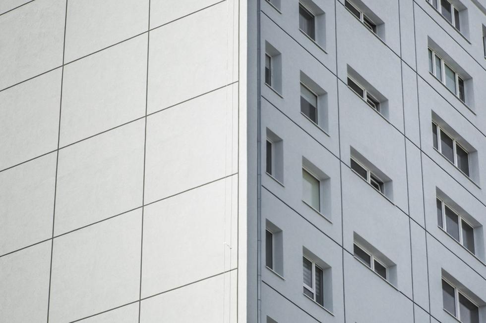 Stop pastelozie - Traffic Design przemalowuje gdyńskie bloki