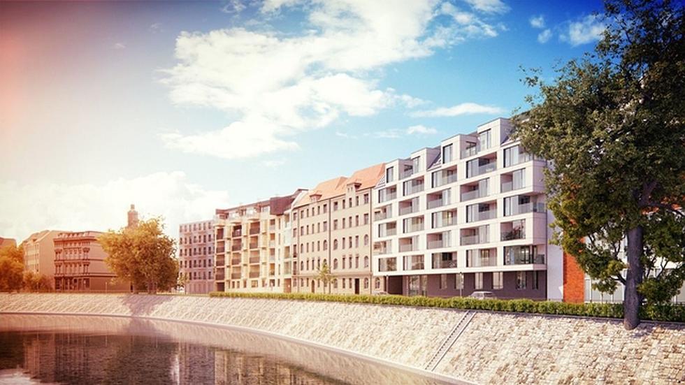 Wrocławskie Apartamenty Zyndrama