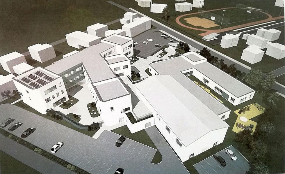Projekt przedszkola w Gdyni