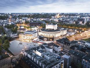 Rozbudowa opery w Bydgoszczy