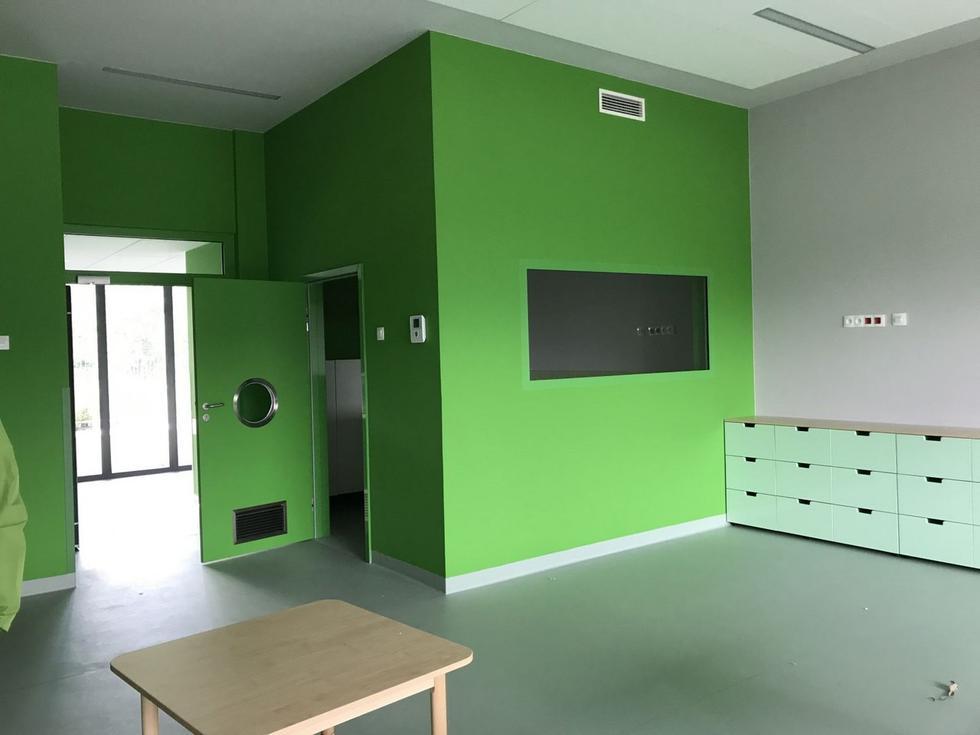 Nowe przedszkole w Wilanowie