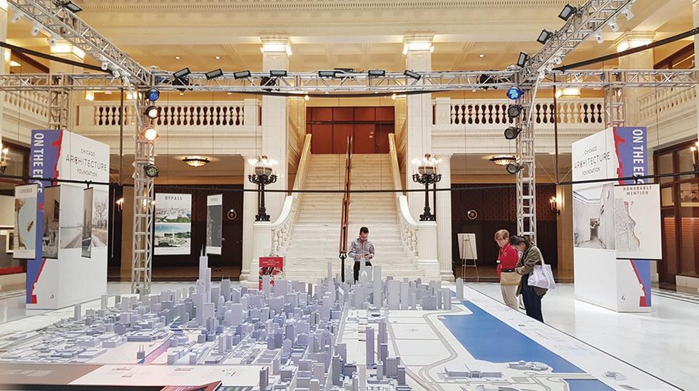 Praktyki architektoniczne w pracowni SOM w Chicago