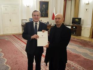 Bolesław Stelmach na czele Narodowego Instytutu Architektury i Urbanistyki