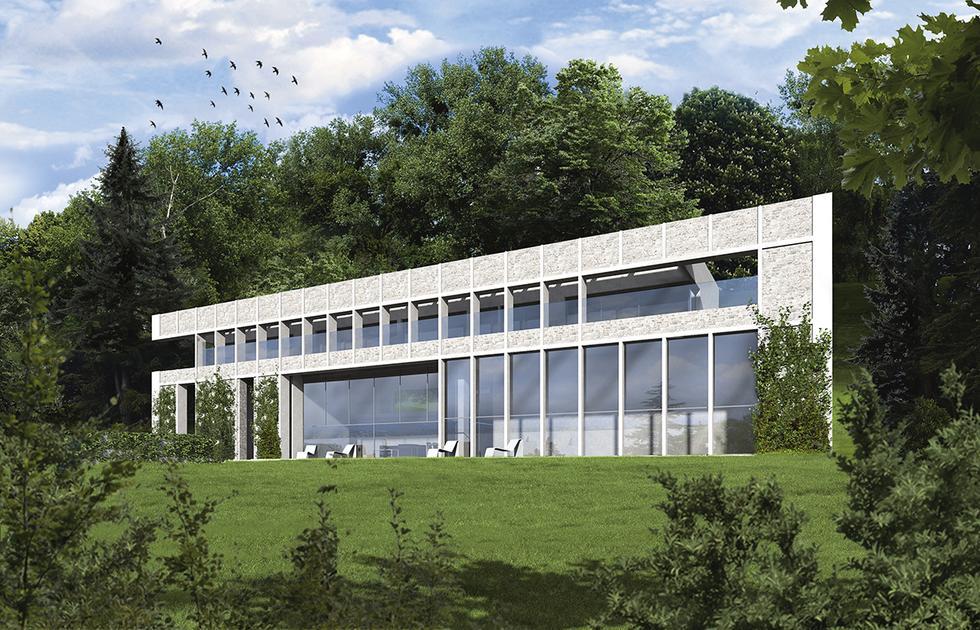 Rezydencja w Genewie