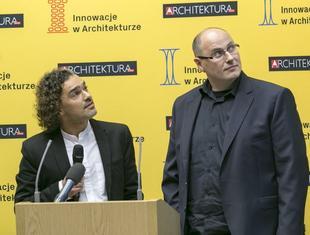 Krzysztof Zalewski i Adam Gil o projekcie balkonu Walk-on [FILM]