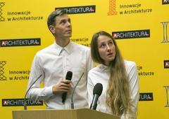 Joanna Muszyńska i Mateusz Waszak o projekcie ruchomego falochronu [FILM]