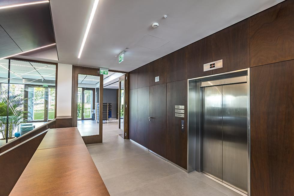 Showroom Office Inspiration Centre w Krakowie