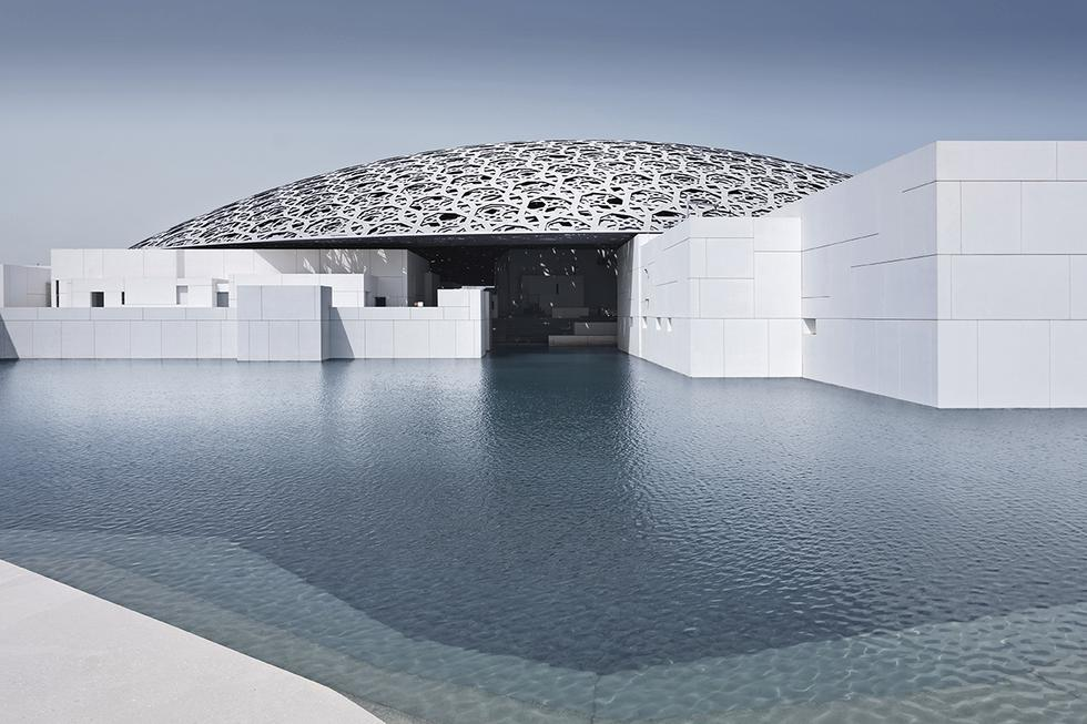 Muzeum Luwr w Abu Zabi