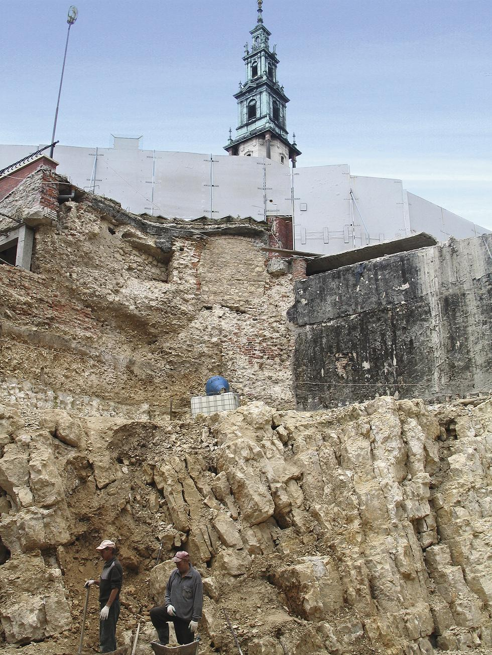 Bastion Świętej Barbary na Jasnej Górze